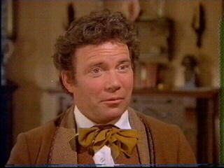 William Shatner as Professor Friedrich Bhaer in Little Women (1978)